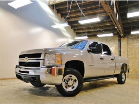 Chevrolet : Silverado 2500 4WD Crew Cab 2009 silverado 2500 hd 4 wd 74 k miles crew cab 6.0 l v 8 texas truck clean