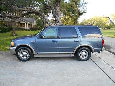2000 ford expedition eddie bauer edition cars for sale. Black Bedroom Furniture Sets. Home Design Ideas