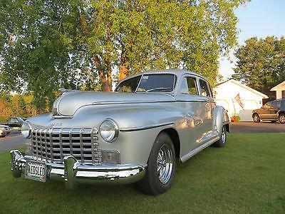 Dodge : Other DELUXE 1947 dodge deluxe sedan