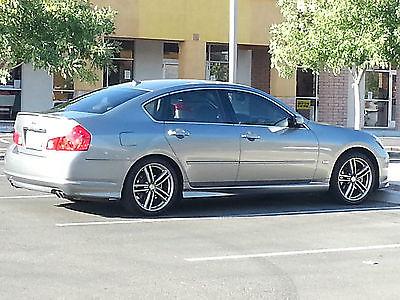 Infiniti : M Sport Sedan 4-Door 2007 infiniti m 35 sport sedan 4 door 3.5 l