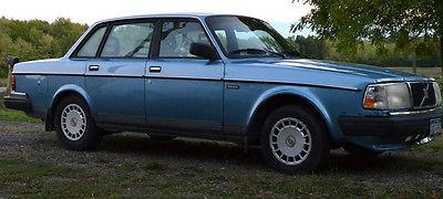 Volvo : 240 Base Sedan 4-Door 240 volvo 1991 volvo 240 base sedan 4 door 2.3 l