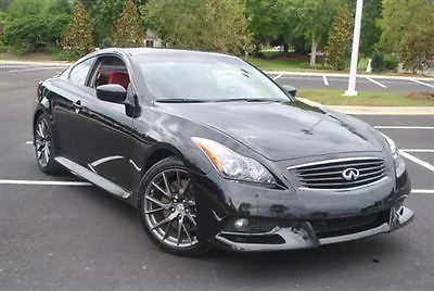 Infiniti : G 2dr RWD 2 dr rwd low miles coupe automatic gasoline 3.7 l v 6 cyl gray
