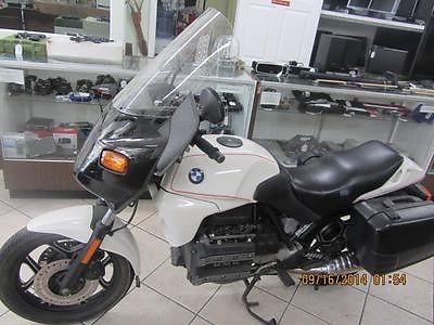 BMW : K-Series 1989 bmw k series k 75 c motorcycle