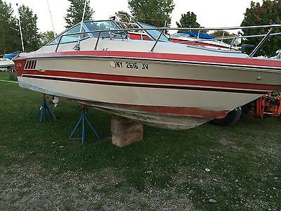1987 sea ray seville MUST SELL