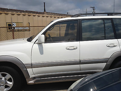 Toyota : Land Cruiser Base Sport Utility 4-Door 2000 toyota land cruiser base sport utility 4 door 4.7 l