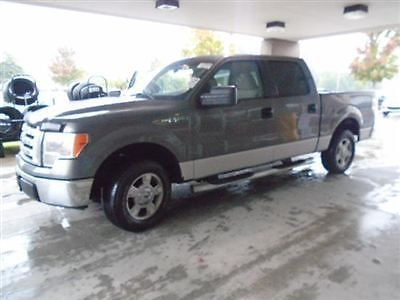 Ford : F-150 2WD SuperCrew 145