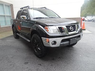 Nissan : Frontier 4WD SWB Automatic SL Nissan Frontier 4WD SWB Automatic SL Low Miles 4 dr Crew Cab Truck Automatic Gas