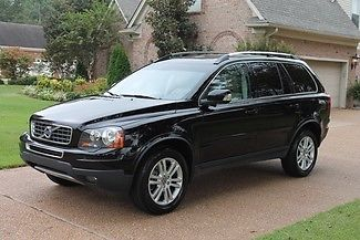 Volvo : XC90 I6 One Owner 7-Passenger  Navigation  Heated Leather Seats Complete Service History