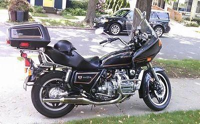 Honda : Gold Wing honda gold wing GL 1100 motorcycle