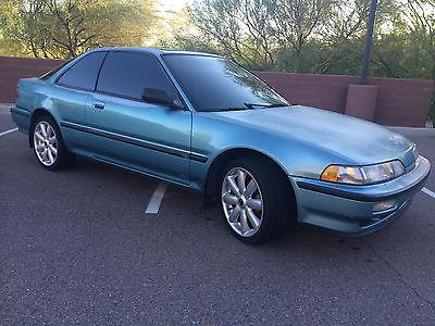 Acura : Integra LS 1990 acura integra ls hatchback 3 door 1.8 l