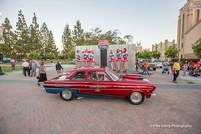 Ford : Falcon Falcon Sdean 1964 falcon vintage west coast pro street race car 10 sec street strip