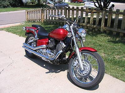 Yamaha : V Star 2007 yamaha vstar 650 cc custom