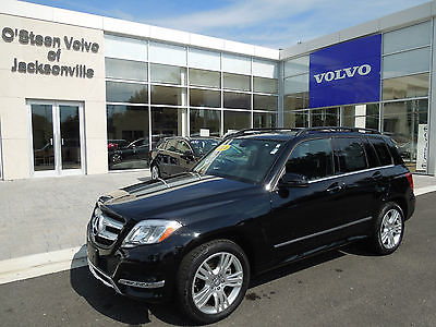 Mercedes-Benz : GLK-Class Base Sport Utility 4-Door 2014 mercedes benz glk 350 base sport utility 4 door 3.5 l one owner black black