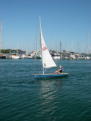 1974 Laser Sailboat with 1999 Trail-Rite Seitech two boat trailer