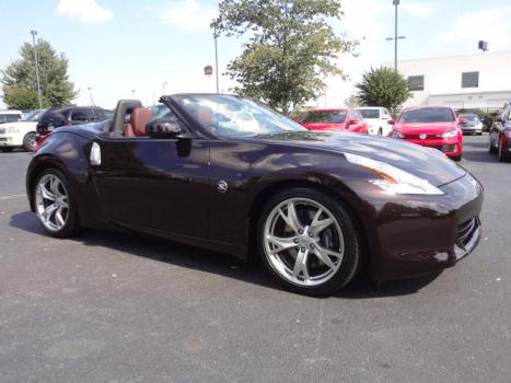 Nissan : 370Z TouringSport ONE OWNER Auto Roadster Touring Sport Convertible 3.7L NAV Heated Cooled Seats