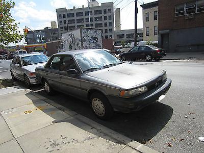 Toyota : Camry DLX Sedan 4-Door 1990 toyota camry dlx sedan 4 door 2.0 l