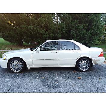 Acura : RL Premium Sedan 4-Door 2002 acura rl premium sedan 4 door 3.5 l