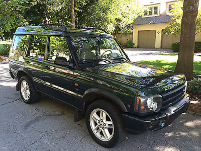 Land Rover : Discovery SE Sport Utility 4-Door 2003 land rover discovery se sport utility 4 door 4.6 l