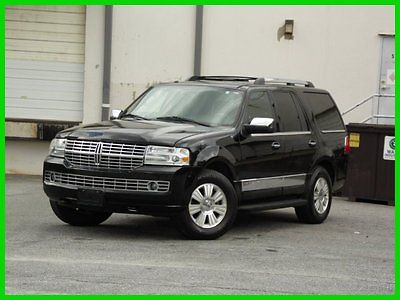 Lincoln : Navigator 4-WHEEL DRIVE 2007 ultimate used 5.4 l v 8 24 v automatic 4 wd suv moonroof