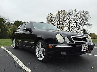 Mercedes-Benz : E-Class E320 2001 mercedes benz e 320