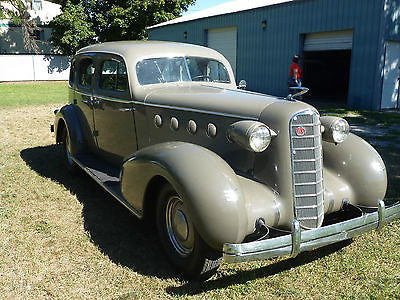 Cadillac : Other sedan 1935 lasalle sedan original condition survivor unrestored