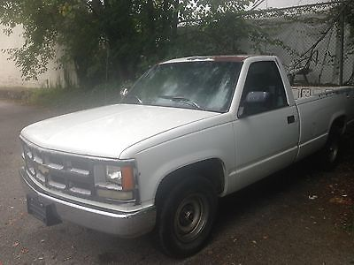 Chevrolet : C/K Pickup 1500 Base Standard Cab Pickup 2-Door 1994 chevrolet c 1500 base standard cab pickup 2 door 4.3 l