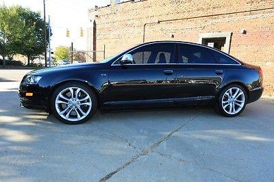 Audi : S6 Prestige 2009 audi s 6 prestige