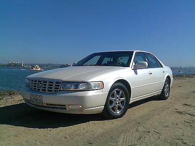 Cadillac : Seville SLS Sedan 4-Door 2002 cadillac seville sls w 95100 miles pearl white paint