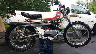 Other Makes : Ossa SDR 250 1973 ossa sdr 250