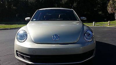 Volkswagen : Beetle-New CHROME 2012 volkswagen beetle new 2 de automatic loaded xm like brand new 2.5 pampered
