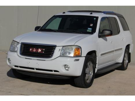 GMC : Envoy 4dr 2WD SLT 2004 gmc envoy xuv dvd leather clean tx title watch video