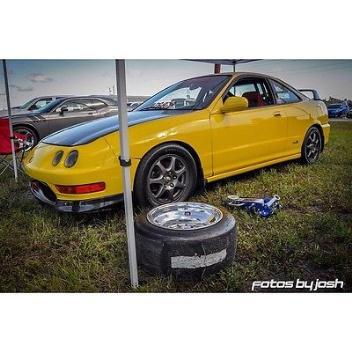Acura : Integra Turbo 2001 acura integra type r 001 0101 turbo clean tittle 61 400 miles