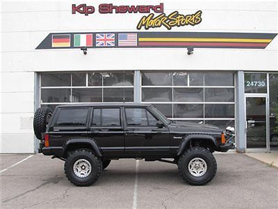 Jeep : Cherokee Parnelli Jones Cherokee 1996 jeep cherokee parnelli jones