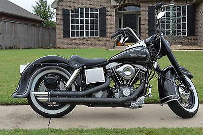 Harley-Davidson : Other RARE 1984 Harley Davidson Electra Glide Special Edition FLHX Custom Bober