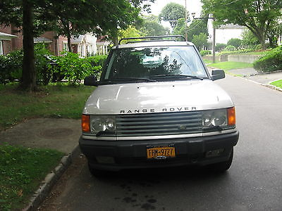 Land Rover : Range Rover SE 2000 land rover range rover se 125 k miles very solid car with good body