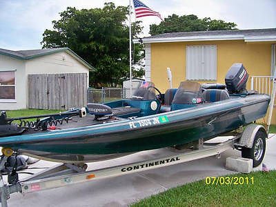 1996 Ranger Sport Bass Boat Near Madison Wisconsin
