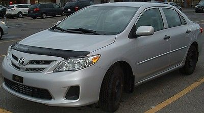 Toyota : Corolla CE Toyota Corolla 2012 Manual 5 speed Silver Like New Only 7500 km with Warranty