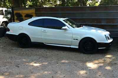 Mercedes-Benz : CLK-Class AMG Style Package 2000 mercedes benz clk 430 amg style package