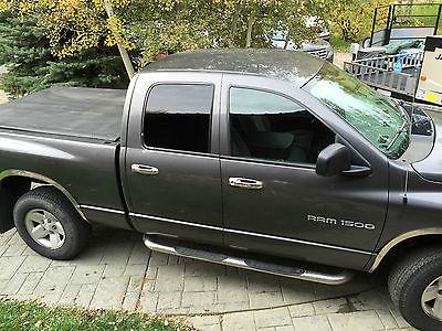 Dodge : Ram 1500 slt 2003 dodge ram 1500 slt crew cab