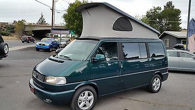 Volkswagen : EuroVan MV Van Camper 3-Door 2002 volkswagen eurovan mv