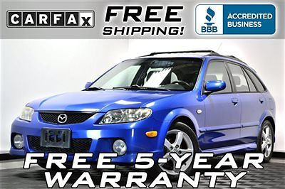 Mazda : Protege ES Auto *Must See* FREE 5-YR WARRANTY / SHIPPING! Alloy Automatic Gas Sipper