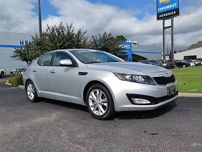 Kia : Optima 4dr Sedan LX 4 dr sedan lx 40 k miles automatic gasoline 2.4 l 4 cyl silver