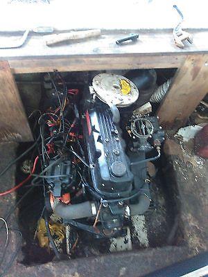 Mercruiser 3.0 engine and  drive train ( local pickup)