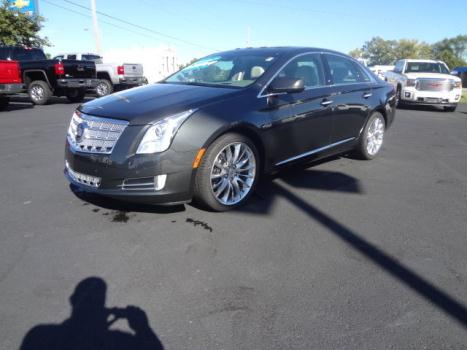 Cadillac : Other 4dr Sdn Plat Brand New 2014 cadillac XTS AWD Platinum Collection