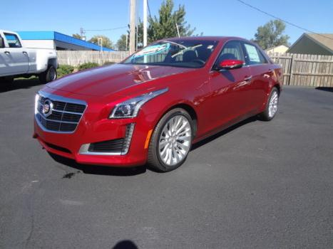 Cadillac : CTS 4dr Sdn 3.6L Brand New 2014 Cadillac CTS 3.6L Luxury Collection