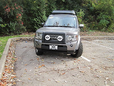 Land Rover : LR4 LR4 HSE LUX 2010 land rover lr 4 hse sport utility 4 door 5.0 l