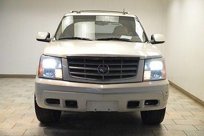 Cadillac : Escalade Base Crew Cab Pickup 4-Door 2004 cadillac escalade ext navigation low miles