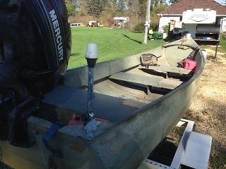 Grumman Sport Boat duck hunters dream