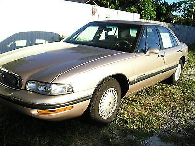 Buick : LeSabre Custom Sedan 4-Door 1999 buick lesabre custom sedan 4 door 3.8 l 205 hp
