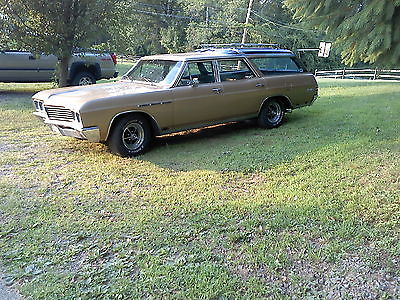 Buick : Other Sport Wagon 1967 buick sport wagon clear pa title station wagon skyroof skylark